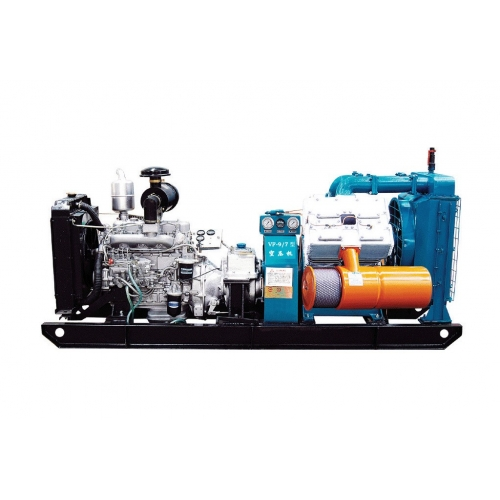 Piston Diesel series air compressor for mine and engineering purposes
