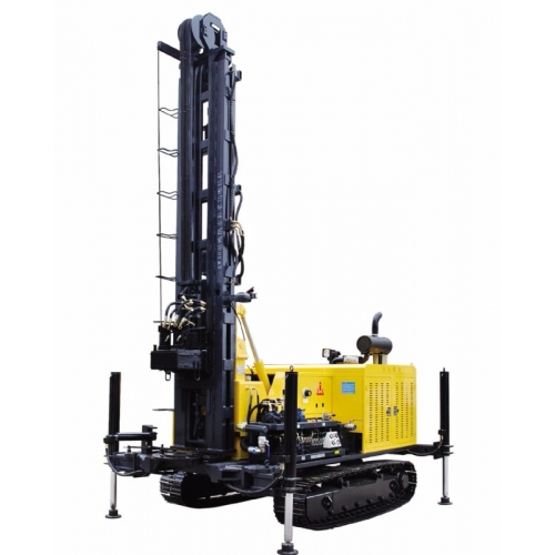 KW30 Multifunctional drilling rig for geothermal well